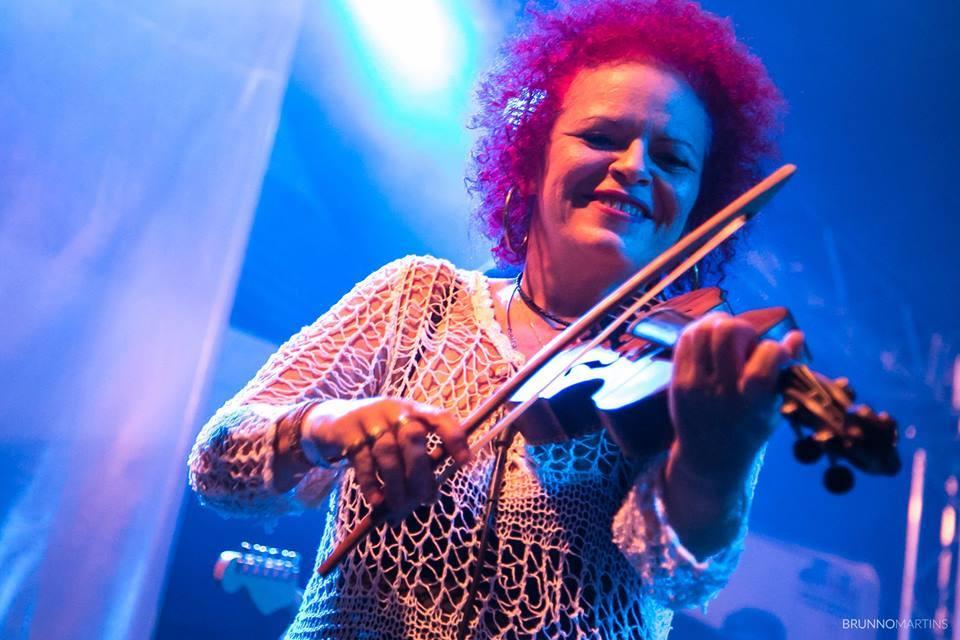 Tiquinha Rodrigues: uma das estrelas do Festival Camomila