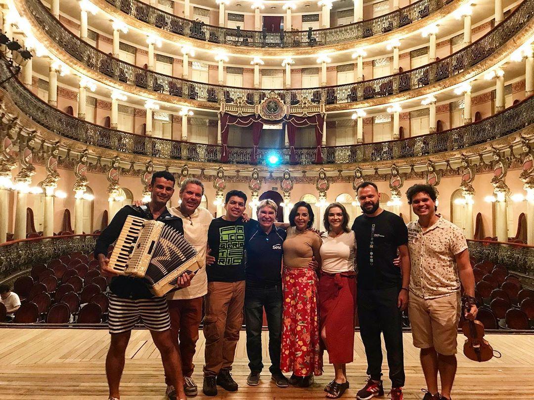 Gente da gente: antes de conhecer o tempero baiano, espetáculo passou por Brasília e Manaus