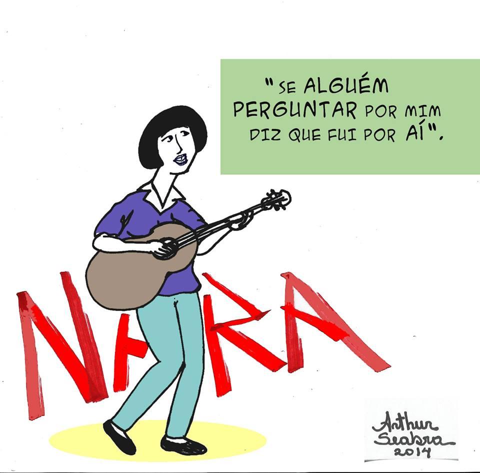 Ilustração para o Jornal Folha Cultural