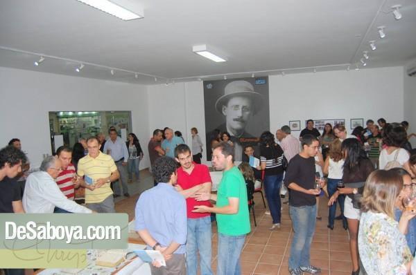 Exposição na UFRN-2013